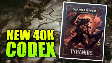 Warhammer 40,000: Tyranids Codex