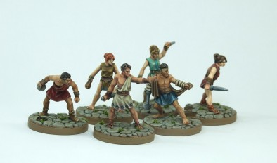 Gangs of Rome Fighters