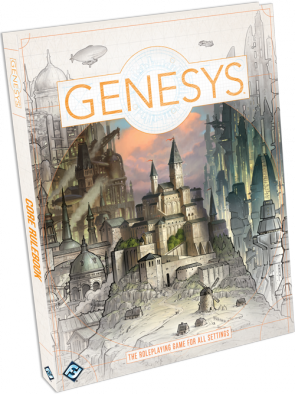 Genesys Role-Playing Game