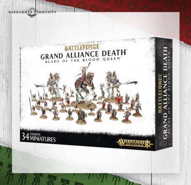 Grand Alliance Death Battleforce