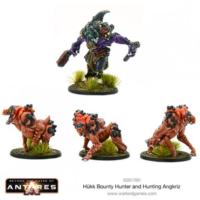 Hukk Bounty Hunter & Hunting Angkriz #1