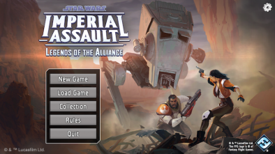 Imperial Assault App Support #1