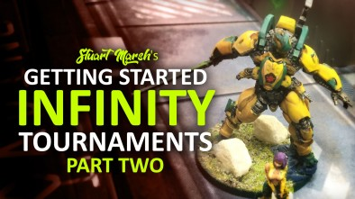 Getting Started In The Infinity Tournament Scene: Part Two