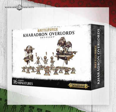 Kharadron Overlords Battleforce