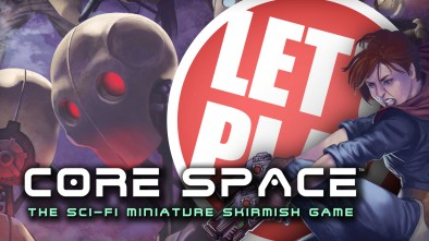 Let's Play: Core Space - Get the Goods