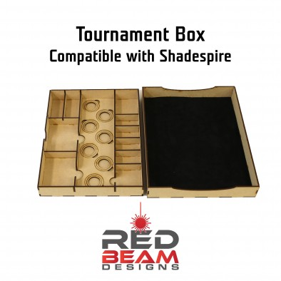 Red Beam Designs - Shadespire Tournament Box #1