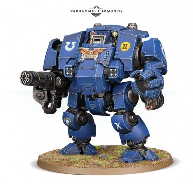 Redemptor Dreadnought Easy Build