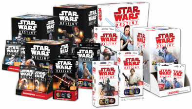 Star Wars Destiny All Products