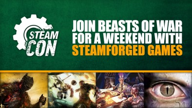 SteamCon 2017 Join Beasts Of War