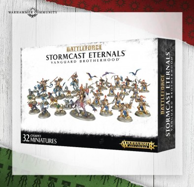Stormcast Eternals Battleforce