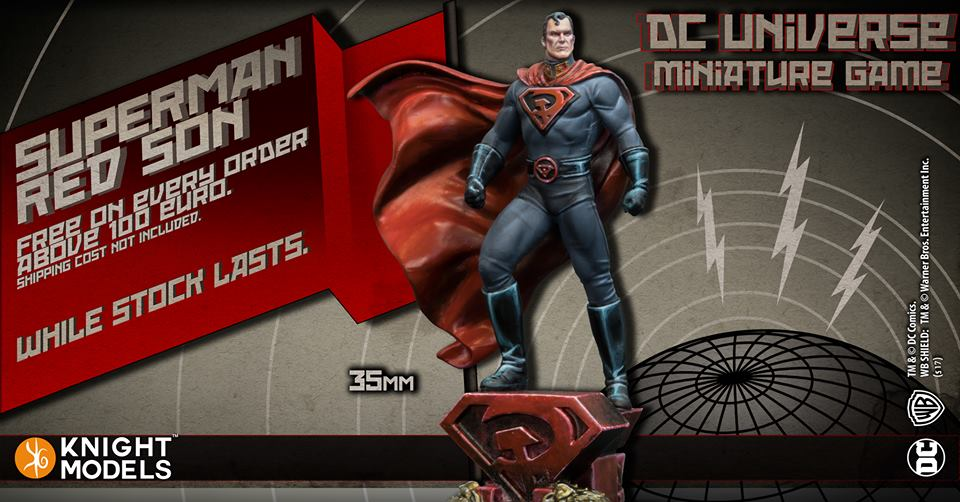 [Achat] edition exclusive Superman Red son  Superman-Red-Son