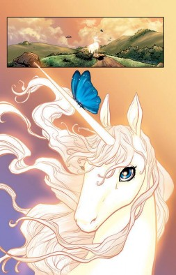 The Last Unicorn RPG