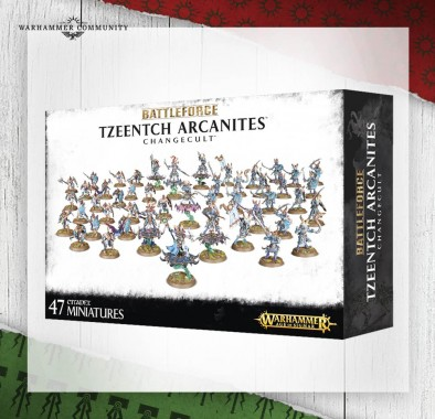 Tzeentch Arcanites Battleforce