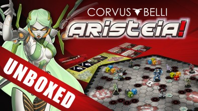 Unboxing Aristeia On Beasts of War