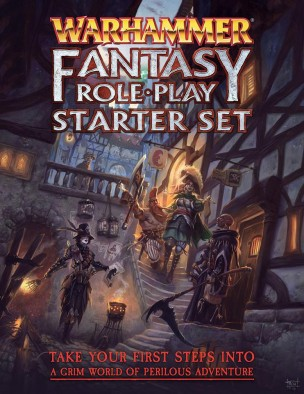 Warhammer Fantasy Role-Play Starter Set
