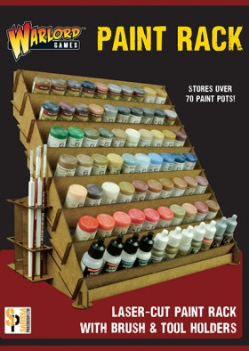 Warlord Paint Rack