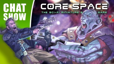 Weekender: Battle Systems' Core Space First Look & Super Secret Infinity Updates!