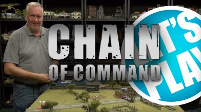 Let's Play: Chain of Command - Action on the Orne