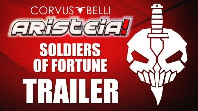 Aristeia Week: Soldiers of Fortune Expansion Trailer