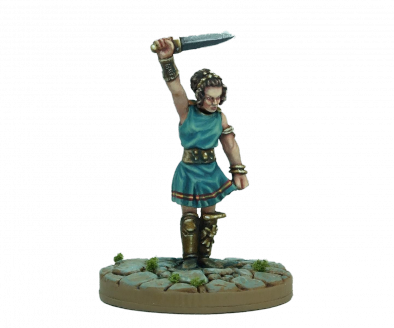Gangs of Rome Female Promotional Miniature