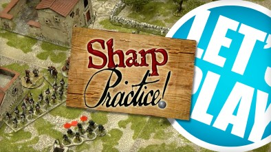 Let's Play: Sharp Practice