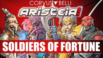 Aristeia Week: Soldier of Fortune Expansion & Beyond