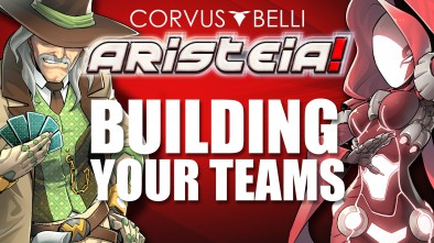 Aristeia Week: Building Your Teams