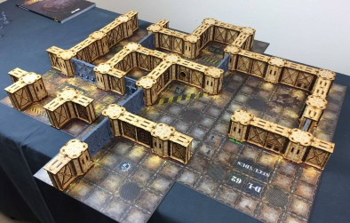 Art Of War Hive Walls (Main)