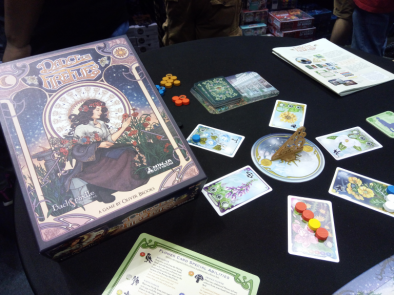 Backspindle Games Dance Of The Fireflies GenCon