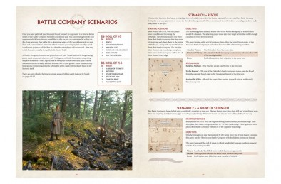 Battle Companies Interior Scenarios