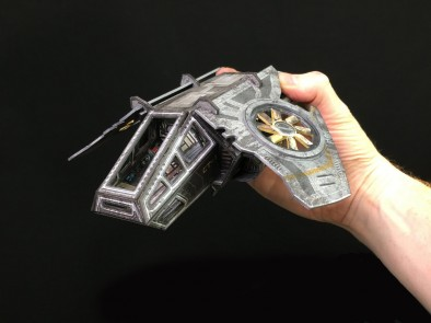 Battle Systems Core Space Ship #2