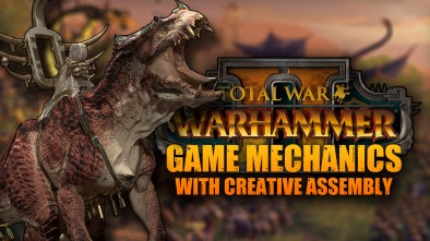 The Mechanics of Total War: Warhammer with Creative Assembly