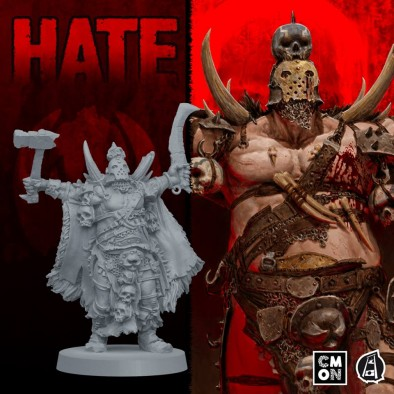 HATE Warrior #2