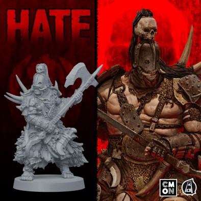 HATE Warrior #3