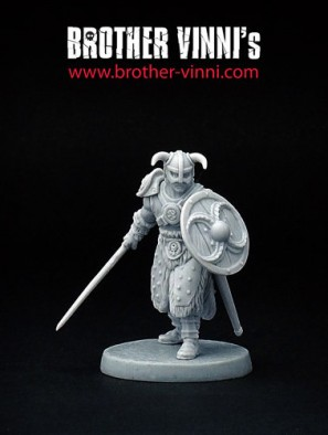 Hero Of Nord - Brother Vinni's