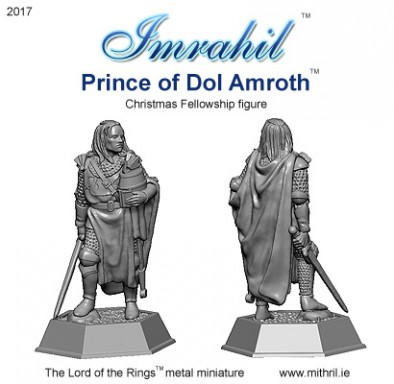 Imrahil - Prince of Dol Amroth