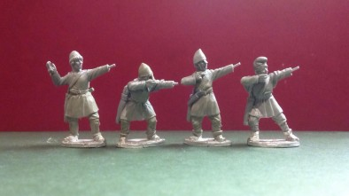 Norman Bowmen #1 - Footsore Miniatures