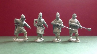Norman Bowmen #2 - Footsore Miniatures