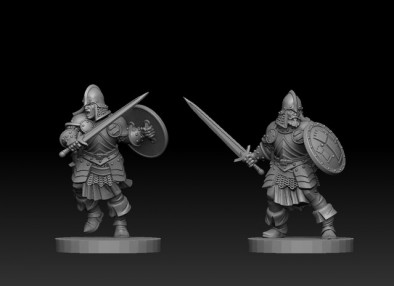 Patricians Guards - Fabled Realms