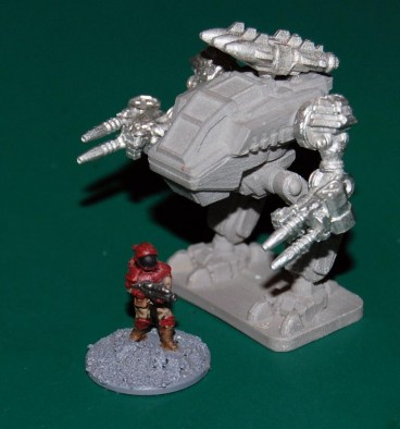 Rebel Minis Walker #1
