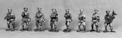 Russian Marching Band - Russo-Japanese War
