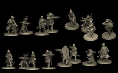 Sell Sword Crossbowmen - Fabled Realms