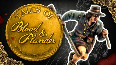 Tales of Blood & Plunder: French Caribbean Militia Vs. English Buccaneers