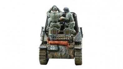 Warlord Bolt Action Marder III Ausf. H Tank Destroyer Back