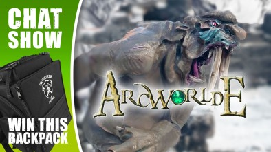 The Weekender: Arcworlde's Realms Explored & Win A Battle Foam Backpack