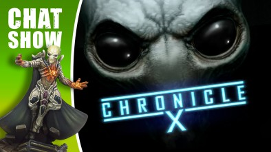 Weekender: Preparing For Alien Invasion! Chronicle X & BoW Studios Defence