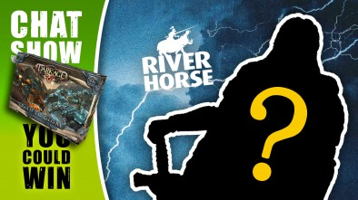 Weekender: Exclusive! River Horse's Super Secret Project Revealed