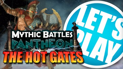 Let's Play: Mythic Battles - The Hot Gates