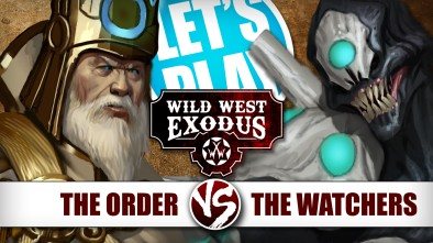 Let's Play: Wild West Exodus – Send A Message
