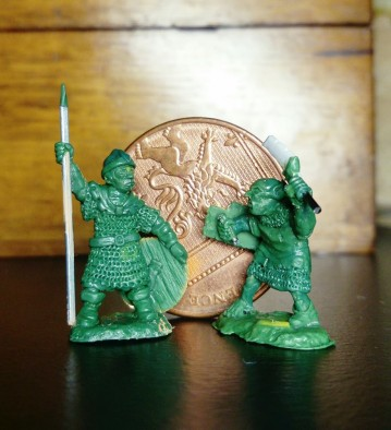 15mm Sculpts #1 by nicevans